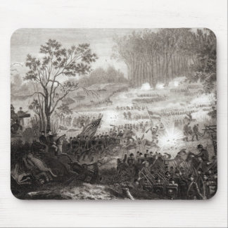 The Battle at Pittsburg Landing Mouse Pad