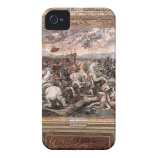 The Battle at Pons Milvius by Raphael iPhone 4 Case-Mate Case