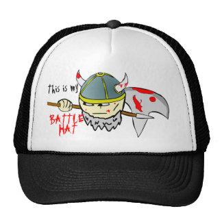 THE BATTLE HAT