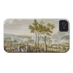 The Battle of Abensberg, 20 April 1809, engraved b iPhone 4 Case-Mate Cases