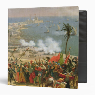 The Battle of Aboukir, 25th July 1799 Binder