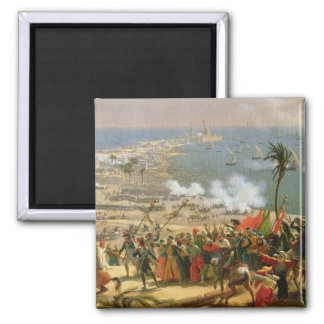 The Battle of Aboukir, 25th July 1799 Magnet