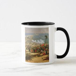 The Battle of Aboukir, 25th July 1799 Mug