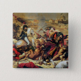 The Battle of Aboukir, 25th July 1799 Pinback Button