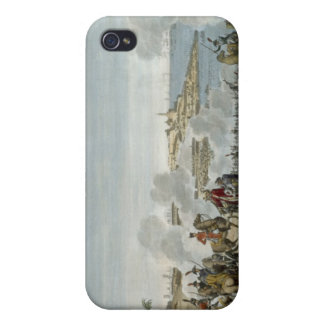 The Battle of Aboukir, 7 Thermidor, Year 7 (25 Jul iPhone 4 Cover