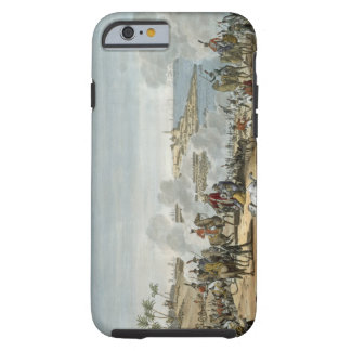 The Battle of Aboukir, 7 Thermidor, Year 7 (25 Jul Tough iPhone 6 Case