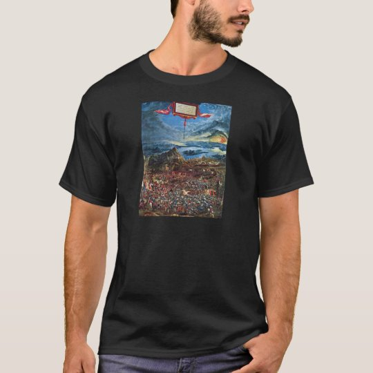 The Battle Of Alexander At Issus T-Shirt