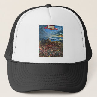 The Battle Of Alexander At Issus Trucker Hat