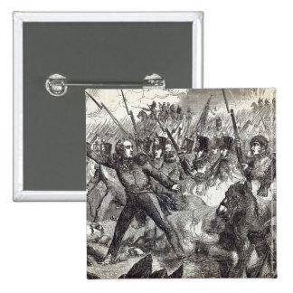 The Battle of Alma 2 Inch Square Button
