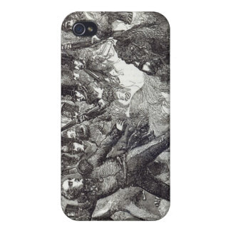 The Battle of Alma iPhone 4 Cases