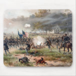 The Battle of Antietam -- Civil War Mousepad