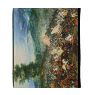 The Battle of Arbelles, or the Battle of Issus, 16 iPad Folio Cases