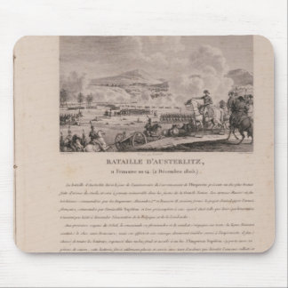 The Battle of Austerlitz, 2nd December 1805 Mouse Pad