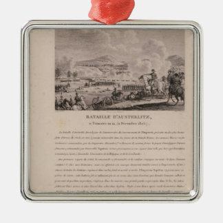 The Battle of Austerlitz, 2nd December 1805 Christmas Ornament