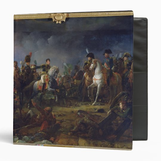 The Battle of Austerlitz Binder