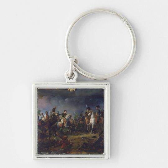 The Battle of Austerlitz Keychain