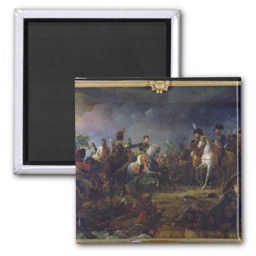 The Battle of Austerlitz Magnet
