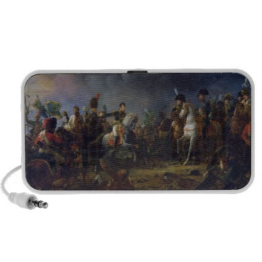 The Battle of Austerlitz Portable Speaker