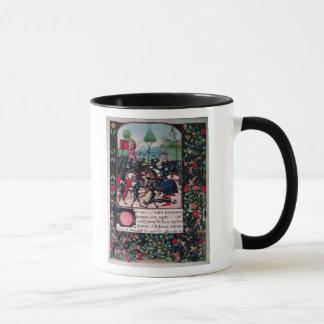 The Battle of Barnet, 1471 Mug