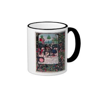 The Battle of Barnet, 1471 Coffee Mug
