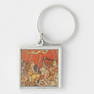 The Battle of Bedigran Keychain