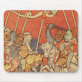 The Battle of Bedigran Mouse Pad