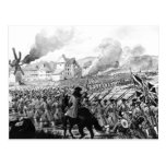 The Battle of Blenheim in 1704 Post Cards