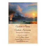The Battle of Bomarsund Ivan Aivazovsky seascape Business Cards