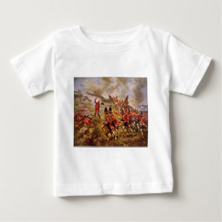 The Battle of Bunker Hill by E. Percy Moran Baby T-Shirt