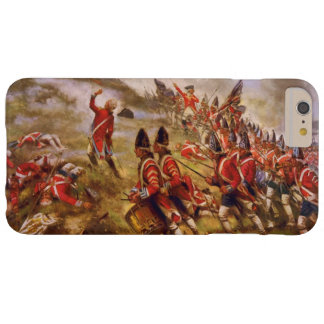 The Battle of Bunker Hill by E. Percy Moran Barely There iPhone 6 Plus Case