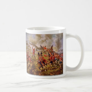 The Battle of Bunker Hill by E. Percy Moran Coffee Mug