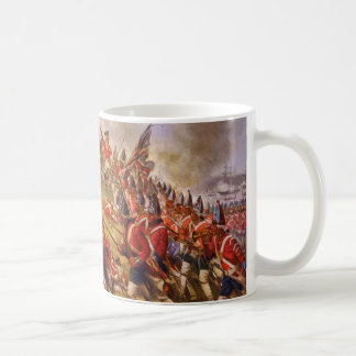 The Battle of Bunker Hill by E. Percy Moran Mug