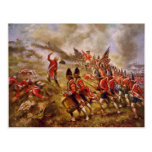 The Battle of Bunker Hill by E. Percy Moran Post Card