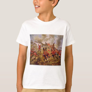 The Battle of Bunker Hill by E. Percy Moran T-Shirt