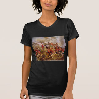 The Battle of Bunker Hill by E. Percy Moran Tee Shirts
