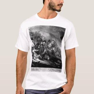 The Battle of Bunker's Hill, near Boston_War Image T-Shirt