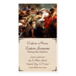 The Battle of Centaurs and Lapiths Business Cards