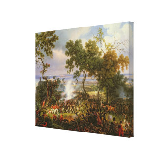 The Battle of Chiclana, 5th March 1811, 1824 Gallery Wrap Canvas