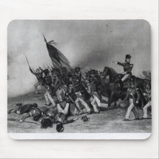The Battle of Chippewa Mouse Pad