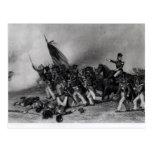The Battle of Chippewa Postcard