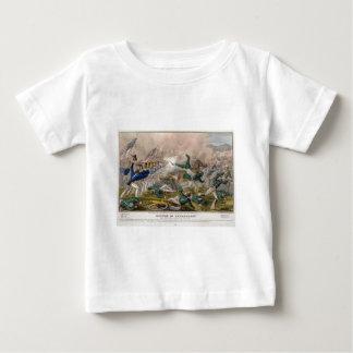 The Battle of Churubusco by J. Cameron Baby T-Shirt
