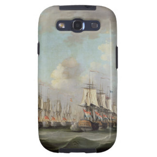 The Battle of Dogger Bank showing the `Holland a Galaxy SIII Case