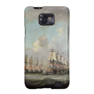 The Battle of Dogger Bank showing the `Holland a Galaxy S2 Cover