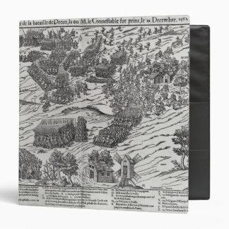 The Battle of Dreux 19th December 1562 3 Ring Binder