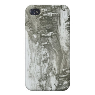 The Battle of Edgehill, 23rd October 1642 iPhone 4/4S Cover