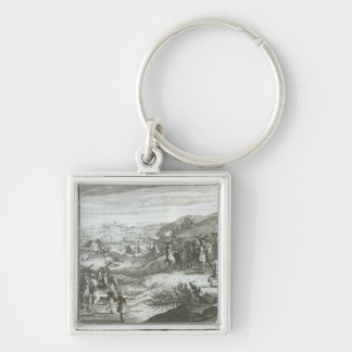 The Battle of Edgehill, 23rd October 1642 Key Chains