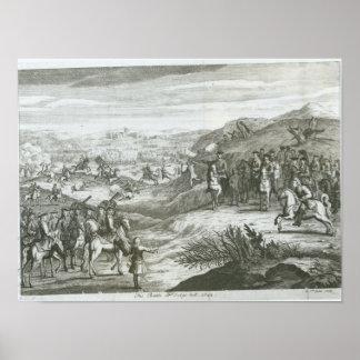 The Battle of Edgehill, 23rd October 1642 Poster
