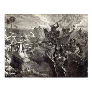 The Battle of Ferozeshah Postcard