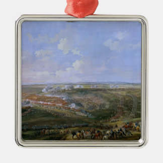 The Battle of Fontenoy, 11th May 1745, 1779 Metal Ornament