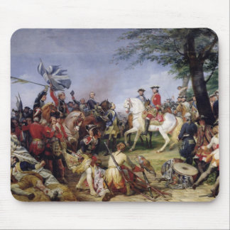 The Battle of Fontenoy, 11th May 1745, 1828 Mouse Pad